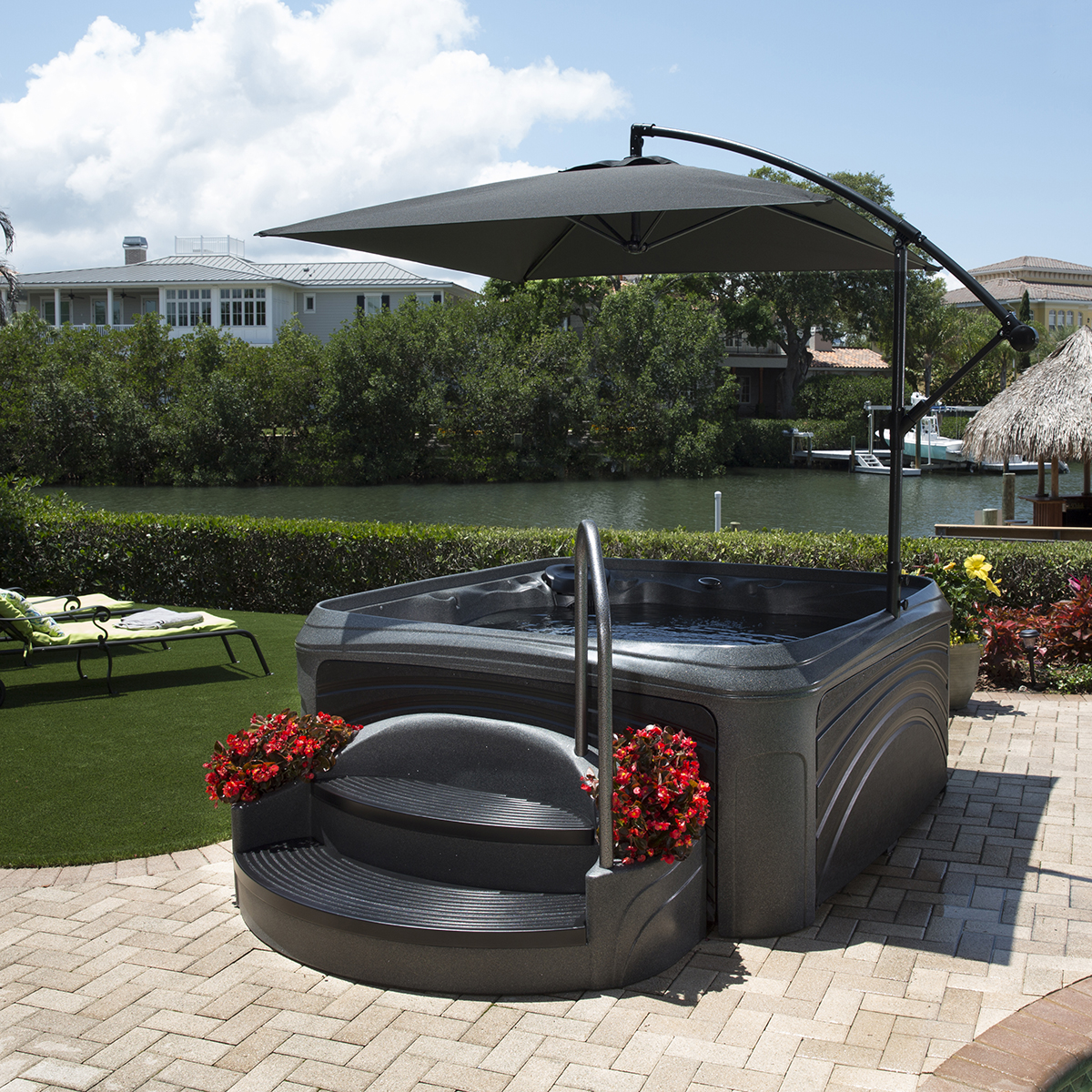 Cabana Suite 3500 Concept Piscine Design Piscines
