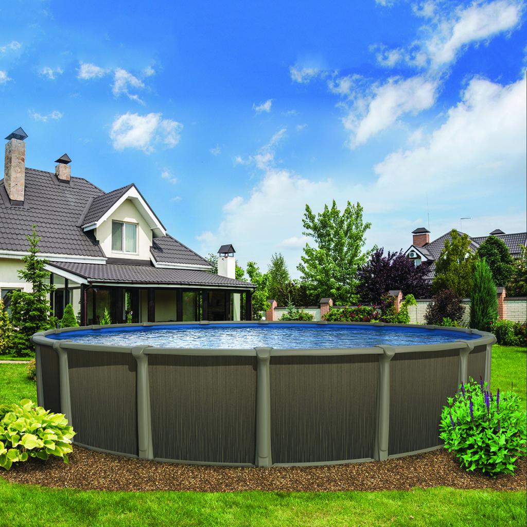 Piscine hors terre imp ria concept piscine design for Piscine design concept