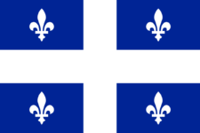 quebec drapeau