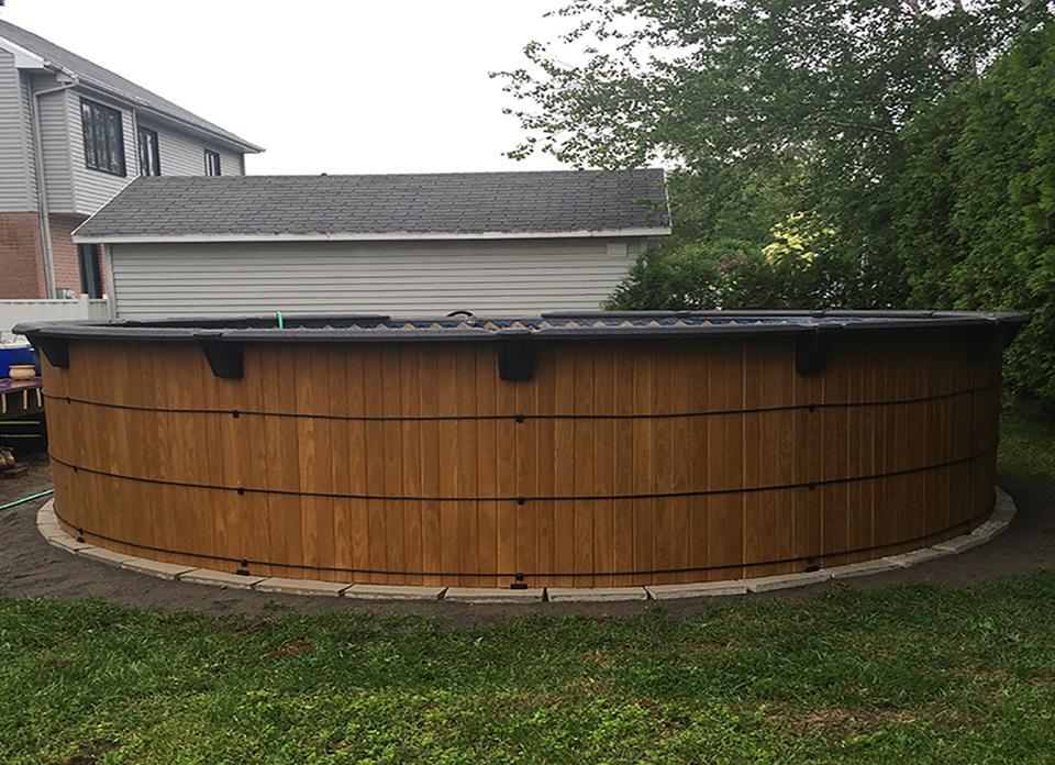 R paration de piscines hors terre concept piscine design for Piscine design concept