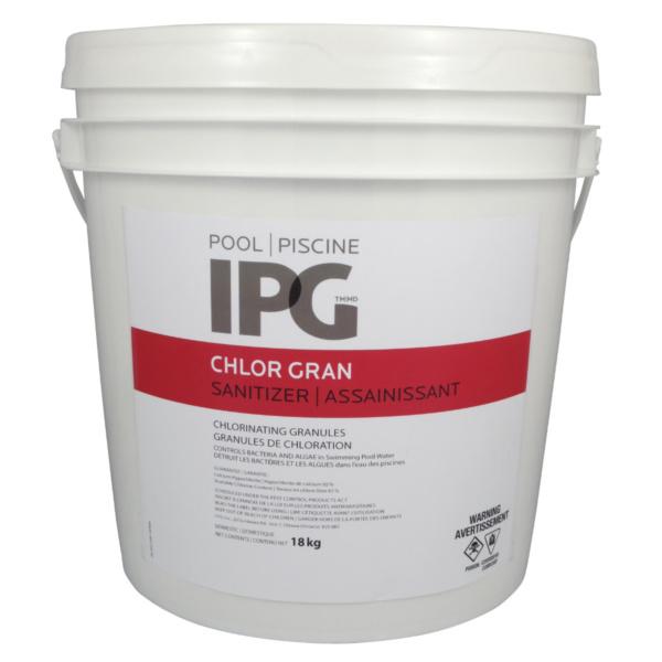 Chlor Gran 18 kg