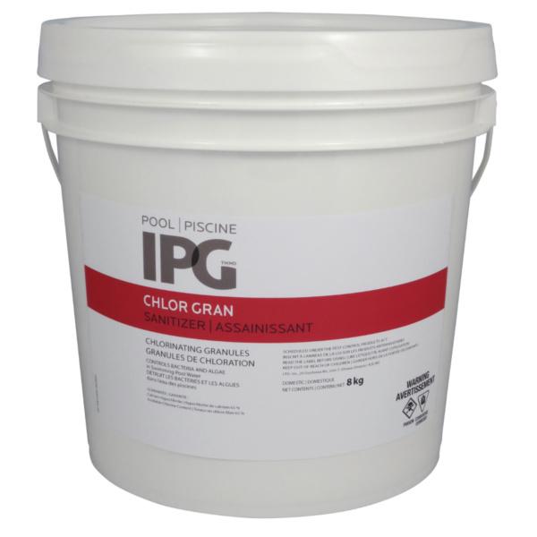Chlor Gran 8 kg