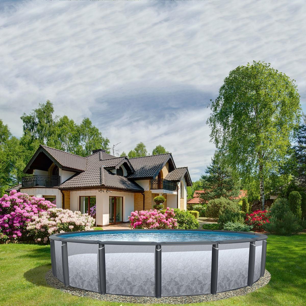 Iconic concept piscine design piscines spas gazebos for Piscine design concept