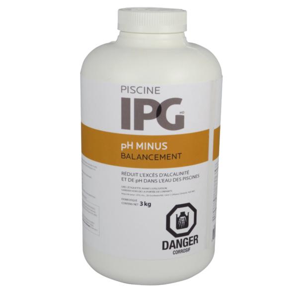 pH Moins 3 kg