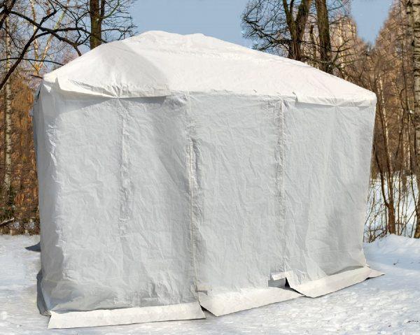 Housse hivernale pour gazebo