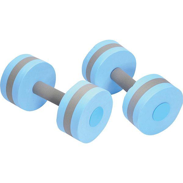 Haltères aqua fitness
