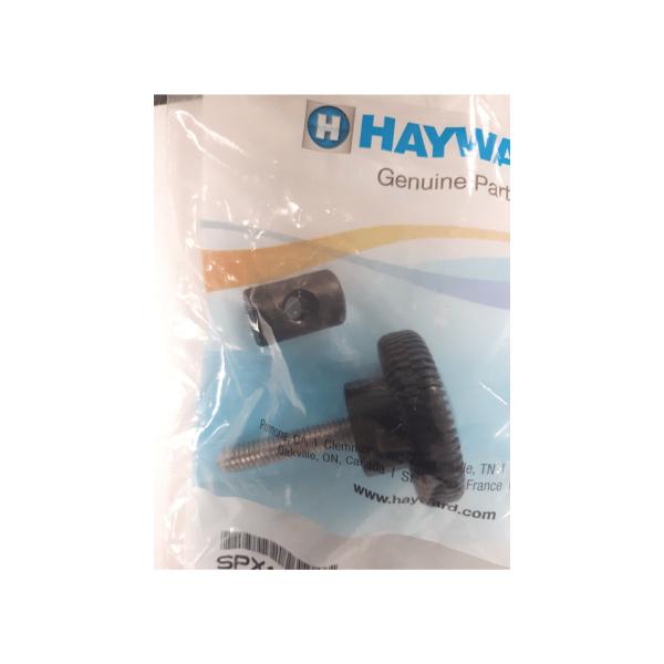 Vis et écrou pour couvercle de pompe Hayward