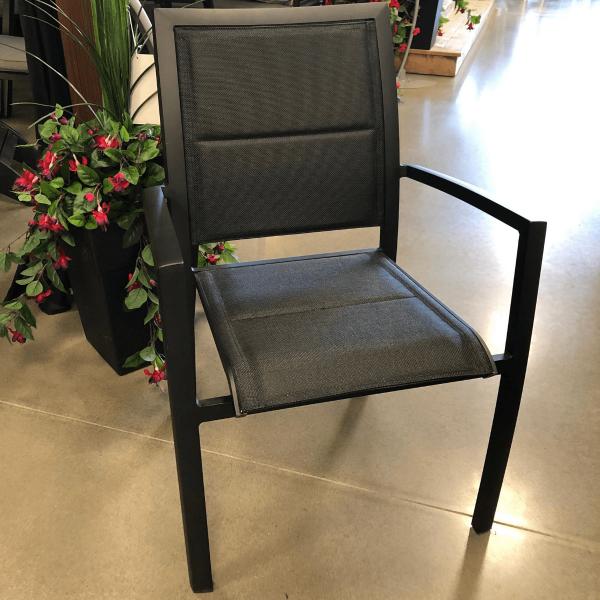 Chaise en aluminium à séchage rapide