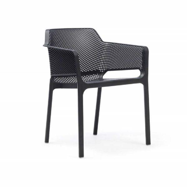 chaise-net-avec-bras-noir-meubles_de_jardin-concept_piscine_design