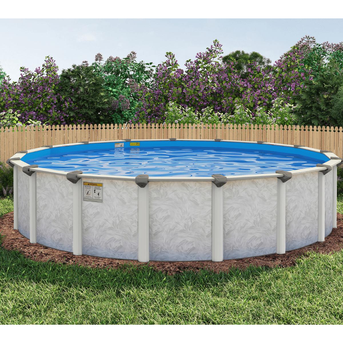 piscine hors-terre silver retreat