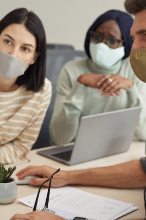la répercussion de la pandémie
