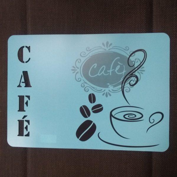 Napperon café