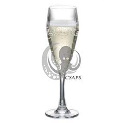Coupe à champagne incassable