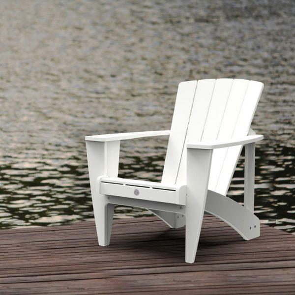 chaise_adirondack-blanc-adiro-meuble_de_jardin et chaise longue