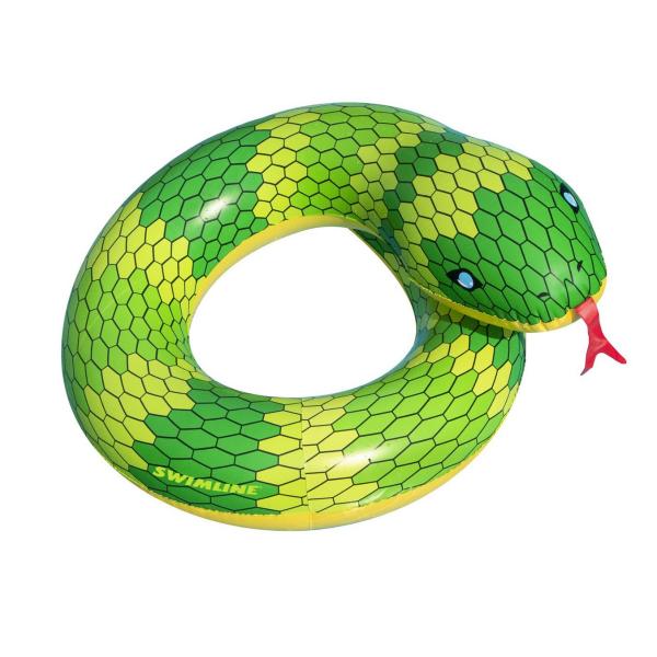 bouee-gonflable-serpent-vert-jeu-piscine-concept_piscine_design