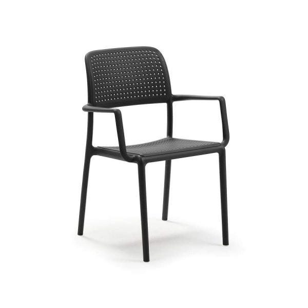 chaise-bora-noir-meuble_de_jardin