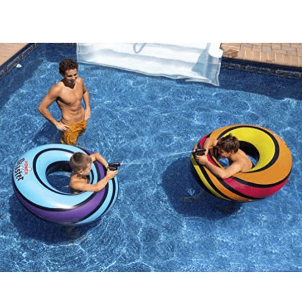 bouée_powerblast-jeu_piscine-jeu_flottant-pistolet_eau-concept_piscine_design
