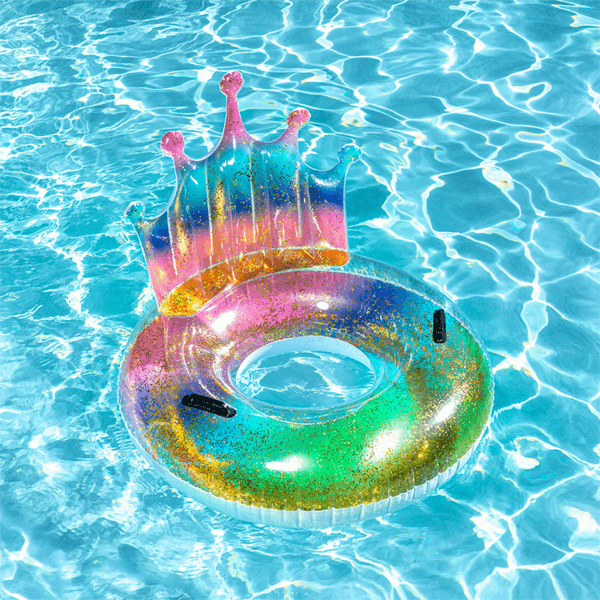glittertube-bouee_gonflable-jeu_piscine-concept_piscine_design