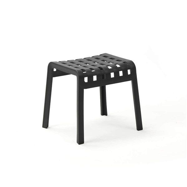 pouf-repose_pied-noir-meuble_de_jardin